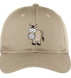 Jackwagon donkey Hat tan