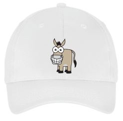 Jackwagon donkey white Hat