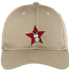 Jackwagon donkeystar Hat tan
