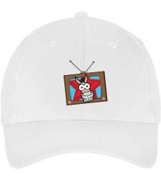 Jackwagon donkeytv Hat white
