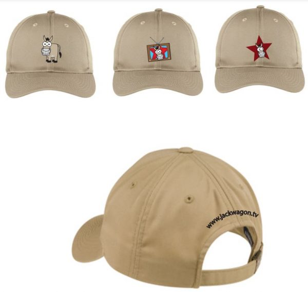 Jackwagon Hat Tan